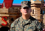 Marine Corps Sgt. Michel A. Garcia, a heavy equipment mechanic with 7th Engineer Support Battalion, has been a Marine for almost eight years. Garcia, a native of Newport News, Va., has aspirations of becoming a drill instructor and helping to shape the early careers of new Marines. Marine Corps photo by Pvt. Robert Bliss
