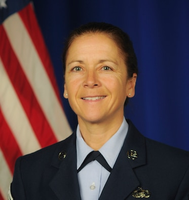 Senior Master Sgt. Deborah Nordyke, 109th Maintenance Squadron first sergeant, was recently selected as the 2015 New York Air National Guard's First Sergeant of the Year. (File photo)