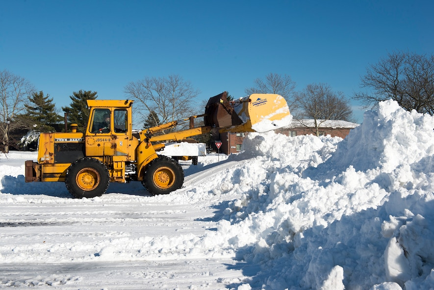 Snow Plow Air Intake : Photos