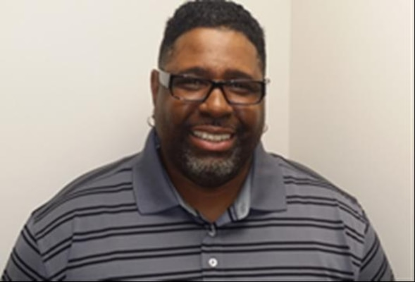 Bruce Mayo, branch manager for the East Bulk Branch at DLA Distribution Susquehanna, Pa., has been named Employee of the Week for the week of June 27 to July 1.