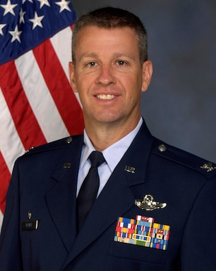 Col. Robert Reyner, 150th Special Operations Wing commander