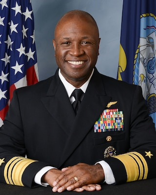 Vice Admiral Kevin D. Scott, Director for Joint Force Development, J7