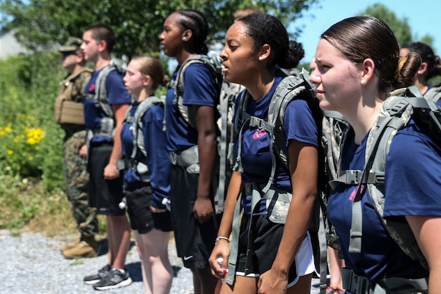 Female Poolees Learn Injury Prevention Through Knowledge
