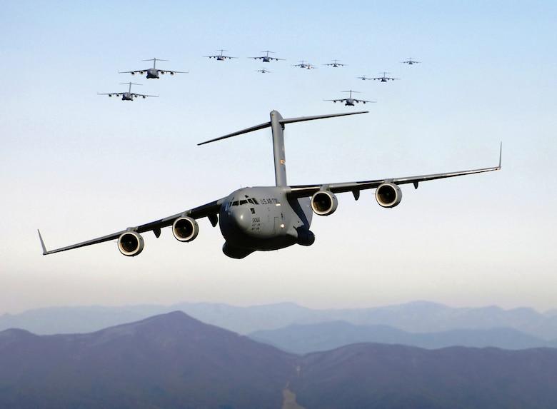 The C-17A Globemaster III. (Courtesy photo)