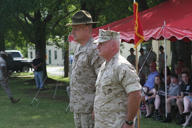 Incoming, outgoing WTBN commanders cite passion as ...