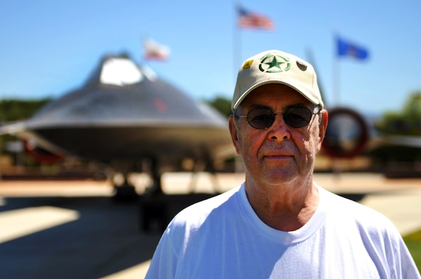 Retired Master Sgt. Floyd Jones poses for a photo June 1, 2016, at Beale Air Force Base, California. (U.S. Air Force photo by Staff Sgt. Jeffrey Schultze)