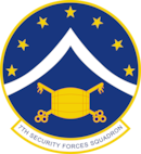 7th Security Forces Squadron (HR)