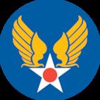 Hap Arnold Air Force Wings (HR)