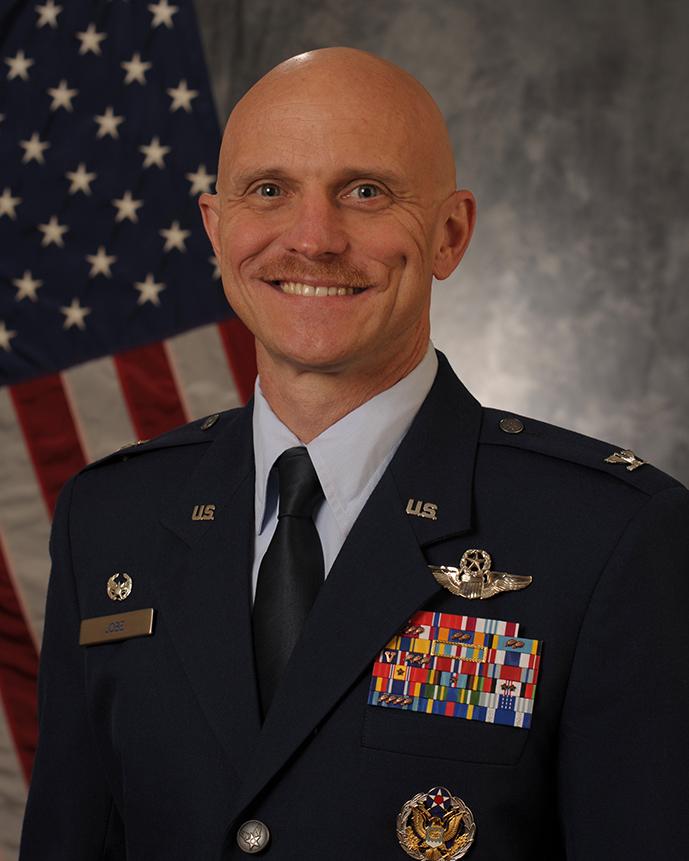 Col. R. Scott Jobe
