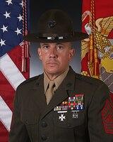 Sergeant Major Chasen Getty