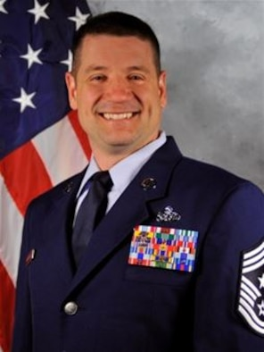 Chief Master Sgt. Thomas R. Christopher