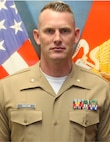 "Commanding Officer of Recruiting Station Orange County, Maj Michael ""Adam"" Taylor"