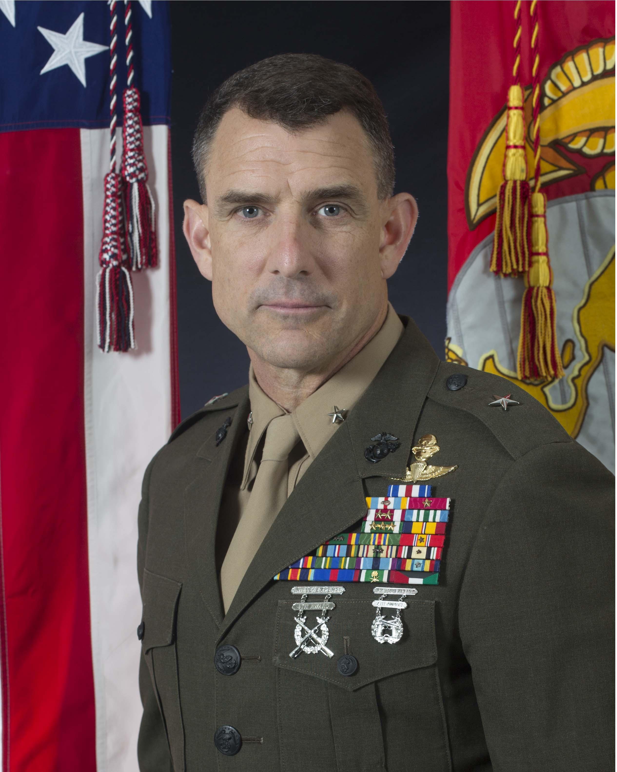 Brigadier General Francis L. Donovan > 5th Marine ...