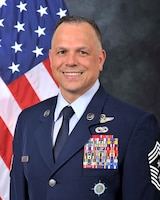 Official photo of CMSgt Matthew M. Caruso, Command Senior Enlisted Leader, US Transportation Command