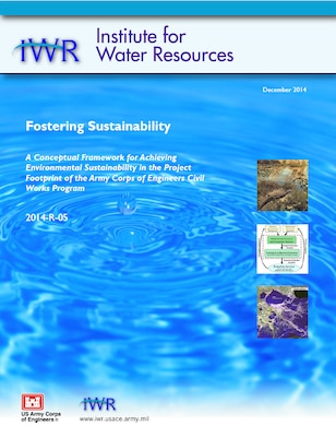 Report on Achieving Environmental Sustainability in the USACE
