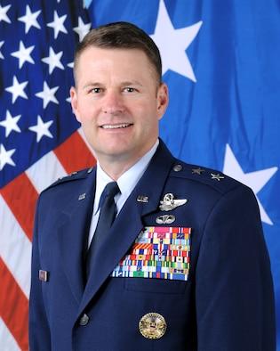 Maj Gen. Gregory Lengyel