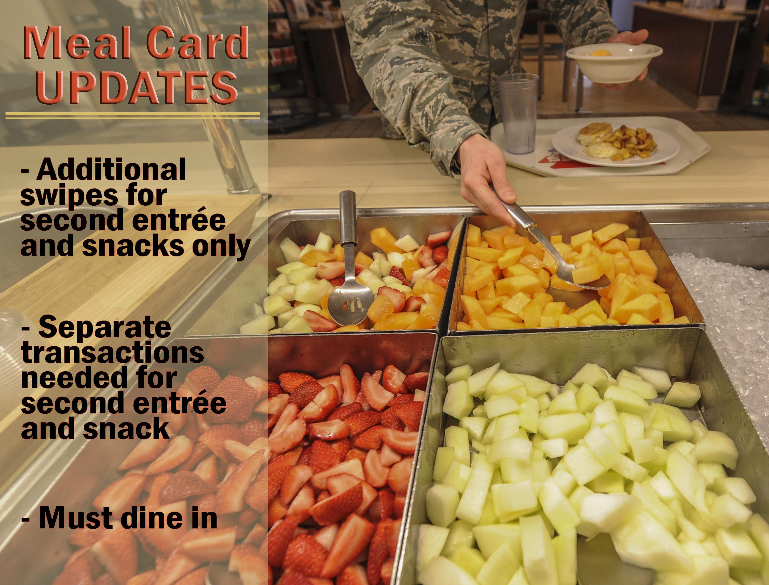 Little rock afb implements new meal card regulation little rock little rock afb implements new meal card regulation forumfinder Image collections
