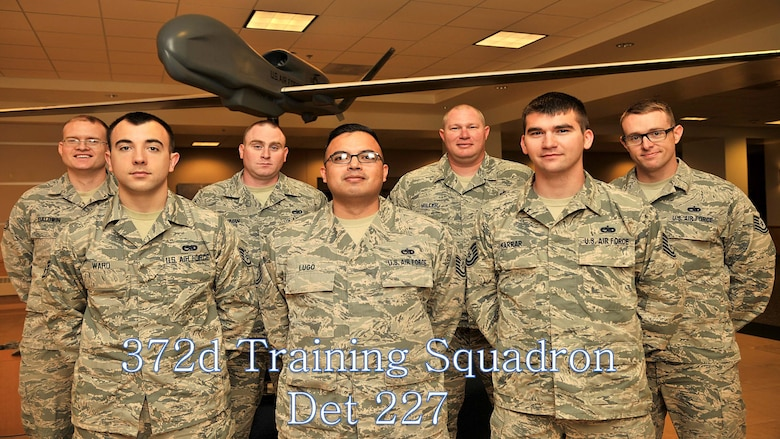 The 372d Training Squadron's Field Training Detachment 27 is located at Grand Forks Air Force Base near the city of Grand Forks and North of Fargo in Northeastern North Dakota.