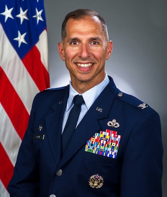 Col. Lance D. Clark, 60th Mission Support Group commander