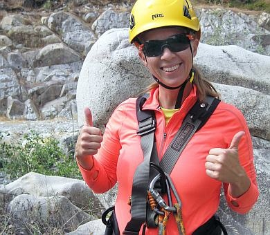 It's said a really good geologist needs to know a bit of everything: physics, chemistry, geography, math, biology, engineering … and how about climbing skills that would make Spiderman jealous? Read about Coralie Wilhite, a Sacramento District engineer on her way up!