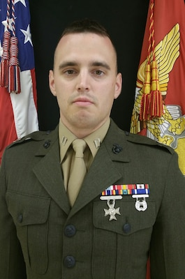 Capt. Paul S. Brown III, Inspector-Instructor, Fox Battery, 2nd Battalion, 14th Marines
