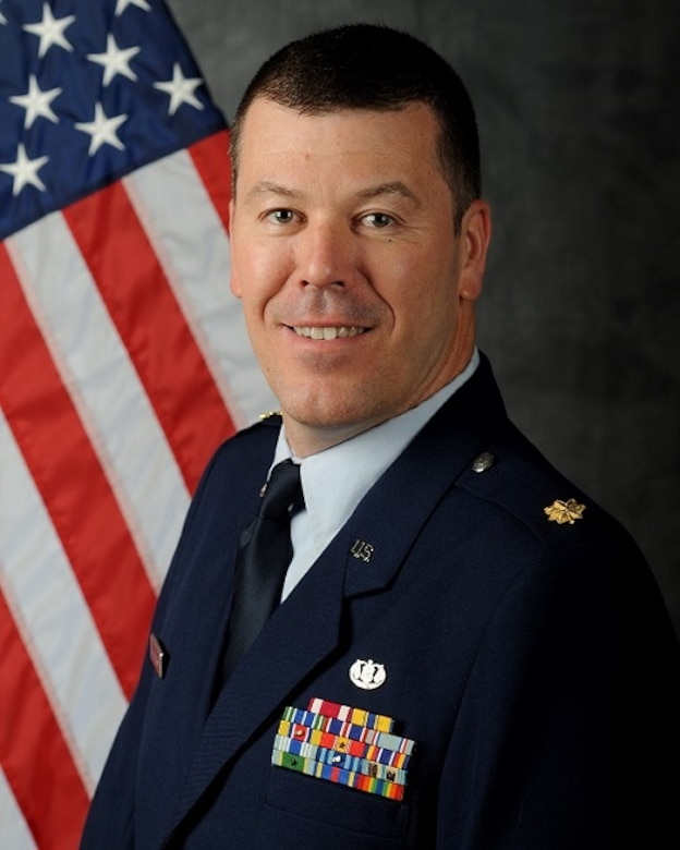 Maj. Timothy O'Conner, deputy staff judge advocate 442nd FW, began his military career in 1986 as an enlisted security police member of the active-duty Air Force.