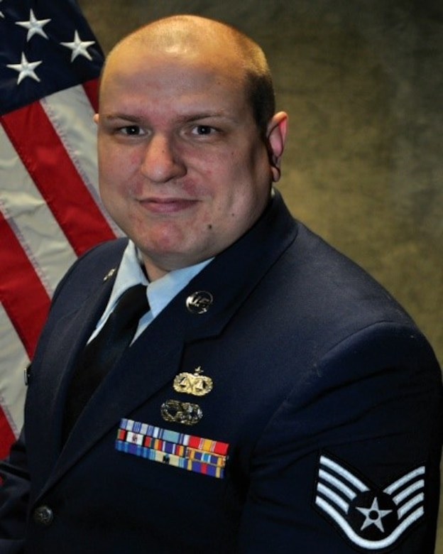 Staff Sgt. Randy Huff Jr., paralegal specialist 442nd FW, joined the Air Force Reserve in 2008 and deployed to Afghanistan in 2011 where he worked in air transportation.
