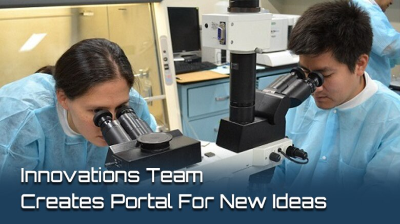 innovations team (AFMS photo)