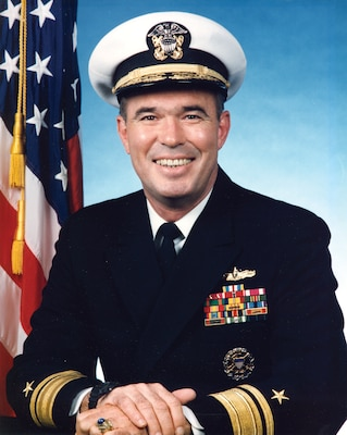 RADM Edward Sheafer served as DIA's deputy director from 1990-1991.