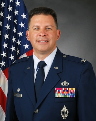 Colonel Marty Hughes is the commander of the 94th Mission Support Group. He is responsible for the leadership and management of agile combat support squadrons, flights and staff agencies for a wing that consists of 8 C-130H3 aircraft and more than 2,100 traditional Air Force Reservists, Air Reserve Technicians, Active Guard Reservists, federal civil service employees and host base contractors. (Courtesy Photo)
