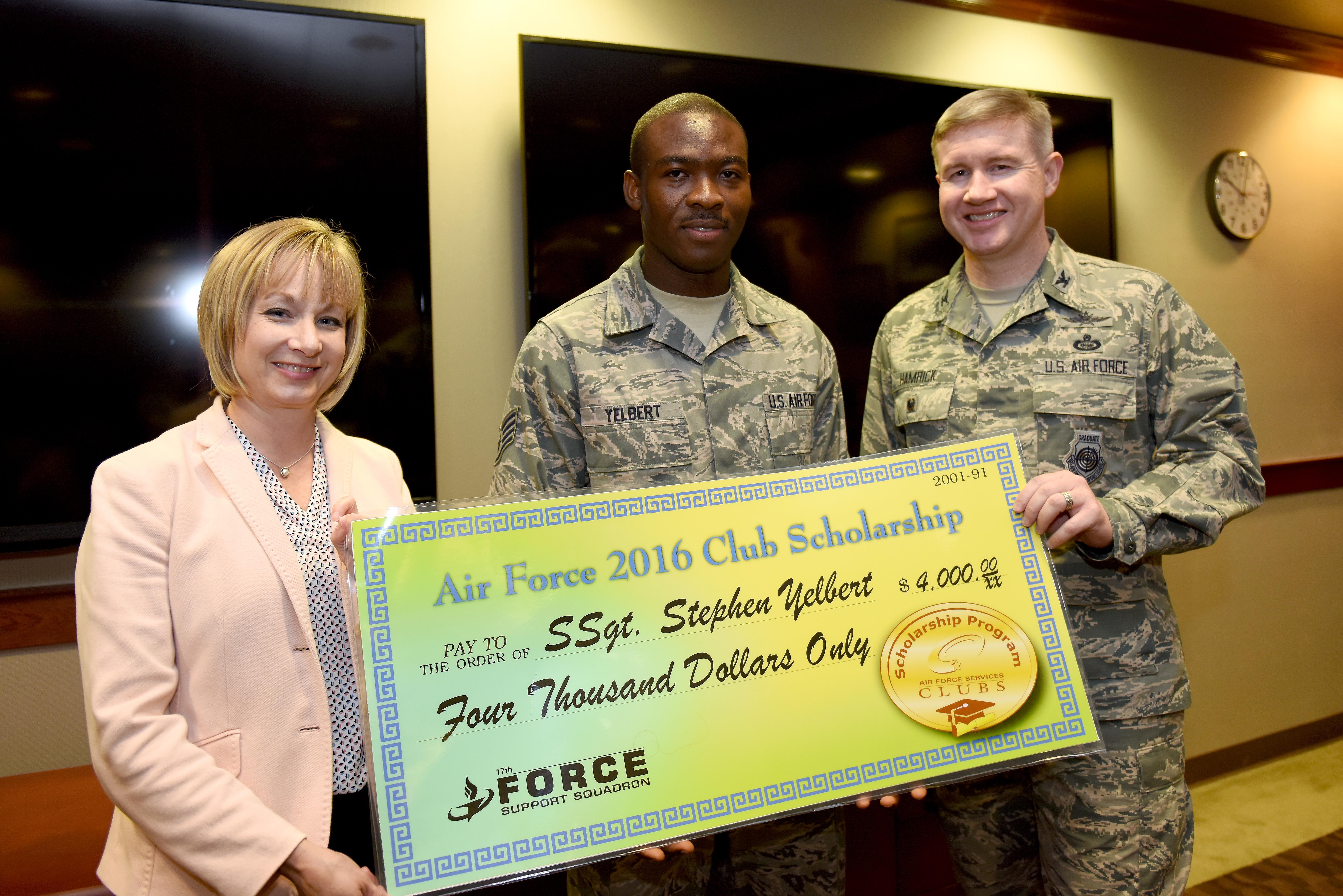 36 000 In Scholarships Available To Af Club Members