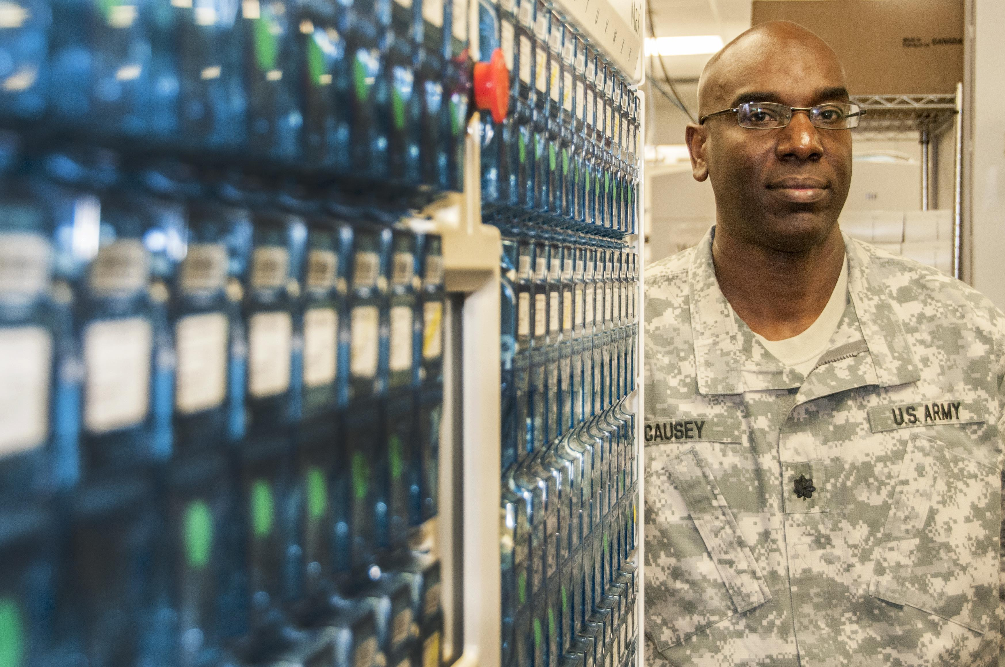 face of warrior ethos drives army pharmacist > u s image link