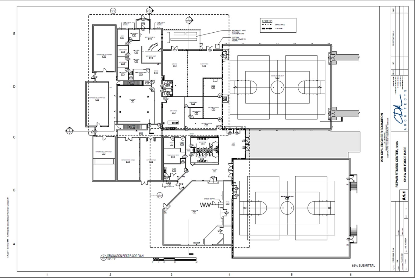 Photos for Gym blueprints