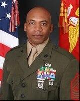 Sergeant Major Oscar Jordan