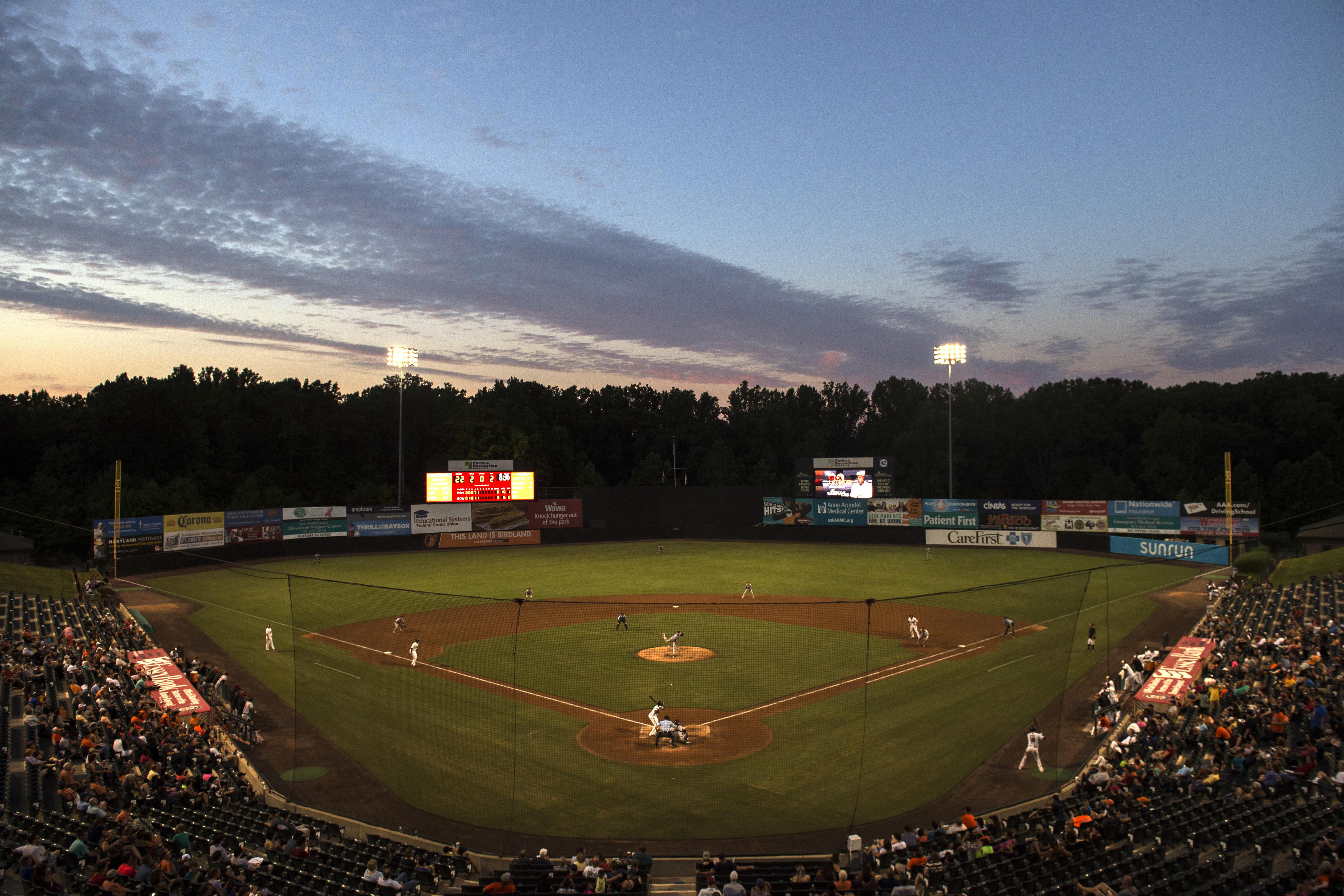 JBA's night at the ballpark > Joint Base Andrews > Article