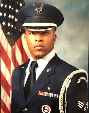 Senior Airman Rashad Stovall, 377th Dental Squadron