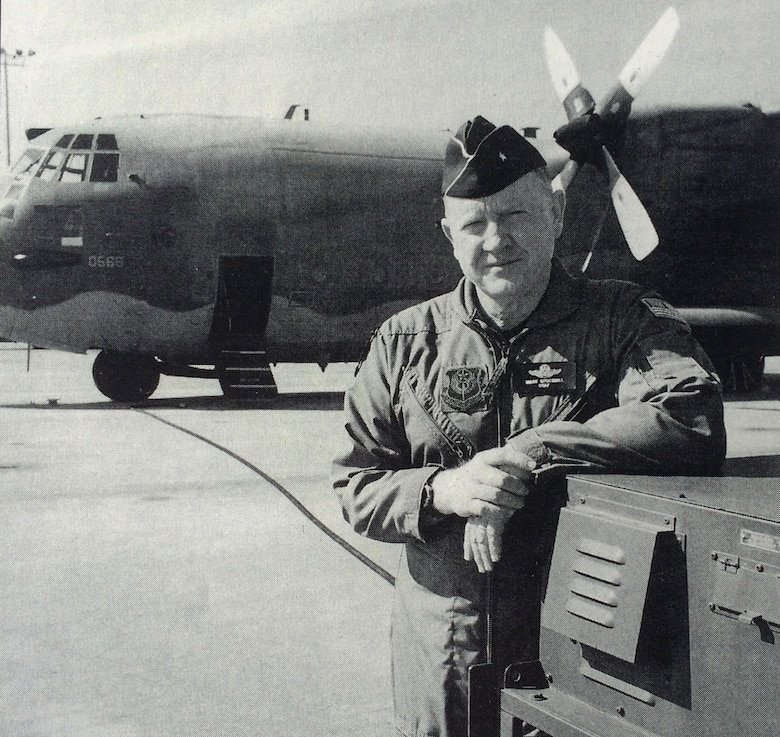 Brig. Gen. Mark Stogsdill, former 919th Special Operations Wing commander, is shown in a photo published in his unit's magazine in 2004. Stogsdill helped pioneer what is known today as the Total Force Integration association between active duty Air Force Special Operations Command and Air Force Reserve Command units at Duke Field. (Courtesy photo)