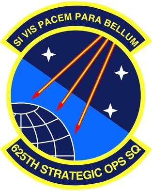 625  Strategic Ops Squadron Shield