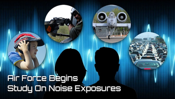 Noise Exposure (AFMS graphic)