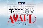 The Defense Department honors 15 businesses and government organizations with the 2016 Secretary of Defense Employer Support Freedom Award, the highest honor the department gives to employers who support employees who serve in the National Guard and reserve.