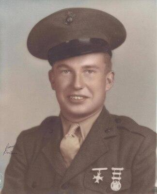Pfc. Charles E. Oetjen