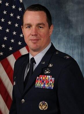 Colonel Steven M. Gorski Bio Picture