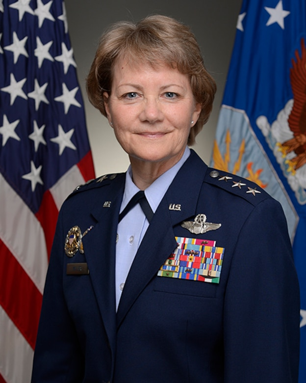 Lt. Gen. Maryanne Miller, Air Force Reserve Command commander