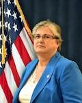 DLA Distribution San Joaquin deputy commander Susan Earle