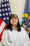 Susan Hogan, materials examiner and identifier at Defense Logistics Agency Distribution Anniston, Ala., has been awarded the Global Distribution Excellence: Material Management Civilian of the Year award for her contributions to the distribution center during Care of Supplies in Storage process.