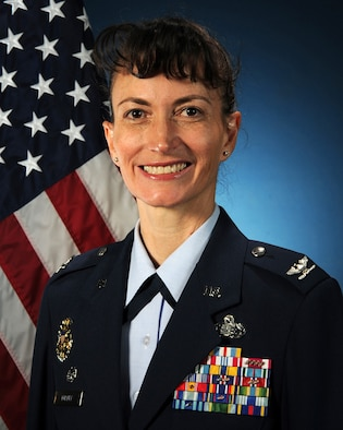 Col Donna Turner, Air Force Services Activity commander. (U.S. Air Force photo)