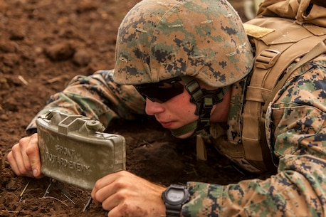 Photo by Lance Cpl. Aaron Henson.