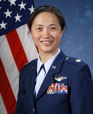 Lieutenant Colonel ChiaFei Vivien Wu is the Commander of the 306th Operations Support Squadron, 306th Flying Training Group, 12th Flying Training Wing, U.S. Air Force Academy, Colorado.  She commands 58 active, reserve, civilian, and contractor personnel at the Air Force's busiest VFR-only towered airfield.