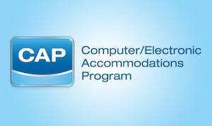 Computer/Electronic Accommodations Program logo. DoD graphic