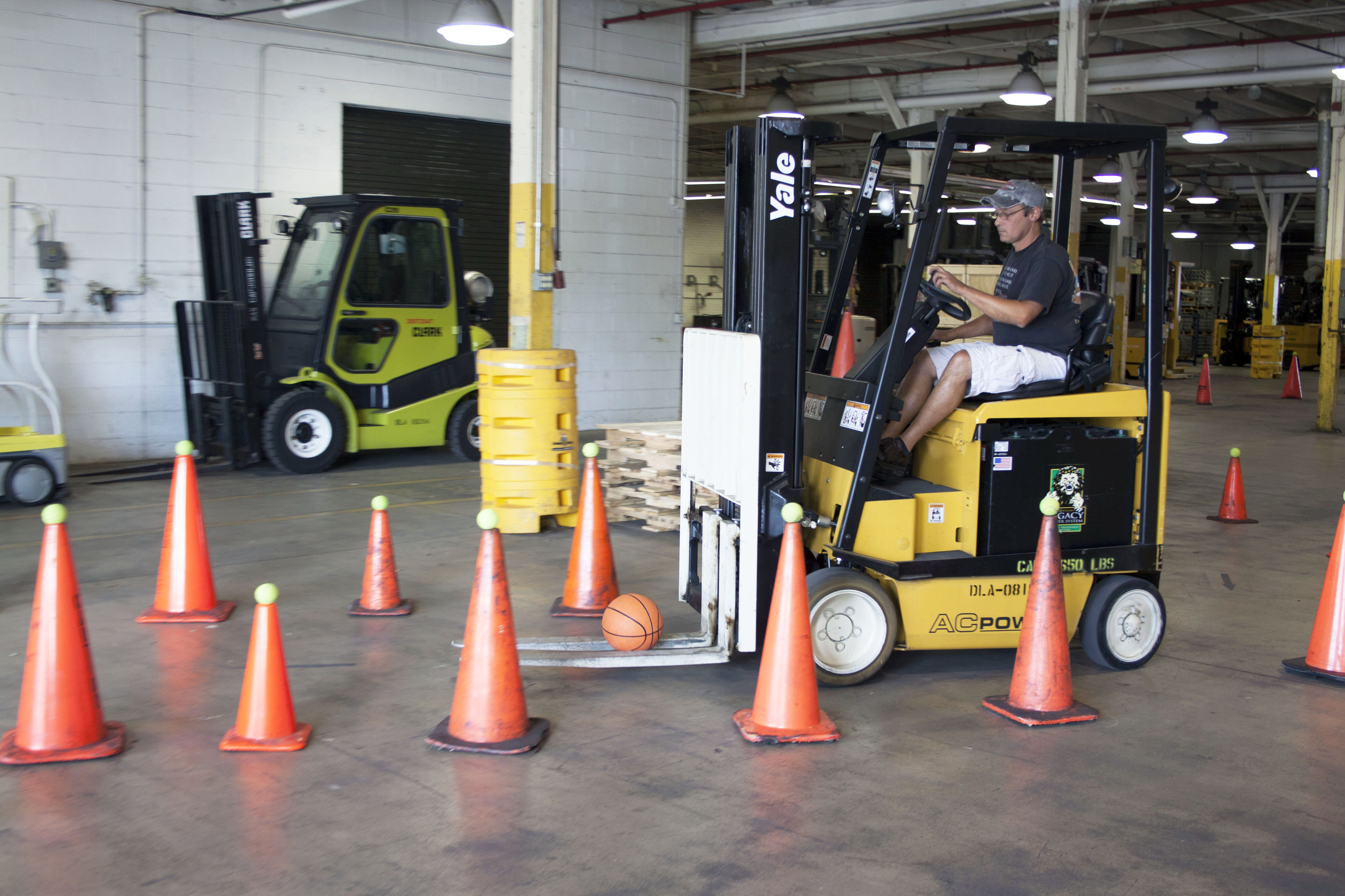 susquehanna employees support vpp demonstrate safety skills in photo details